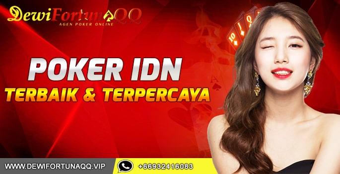 Situs Agen Judi Poker IDN Terpercaya